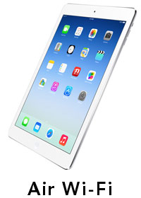 iPad air 1 wi-fi