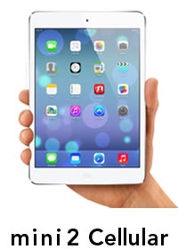 iPad mini2 cellula